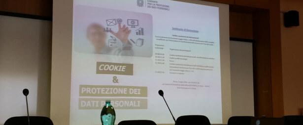 Cookie law – seminario del 3 luglio